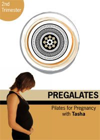 Pregalates 2nd Trimester DVD