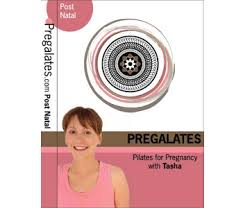 Pregalates Post Natal DVD