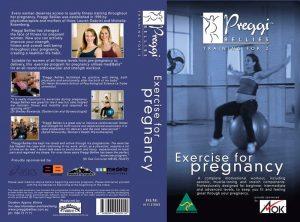 Preggi bellies DVD cover