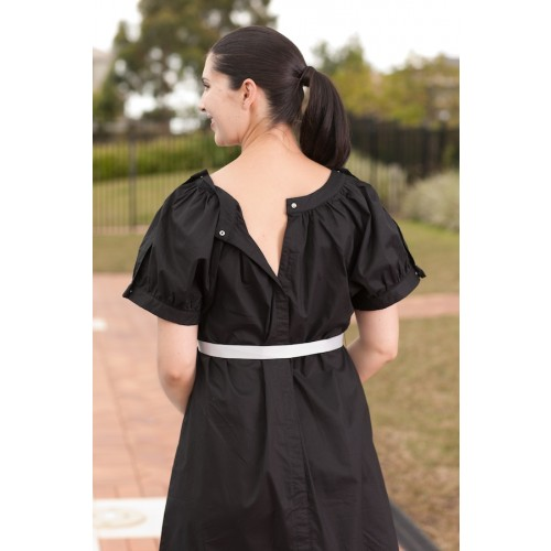 Designer Mamas Birthing Gown Classic Back