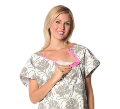 Clara Gownie Hospital Gown Shoulder