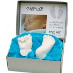 Belly Art baby hand and feet moulds kit