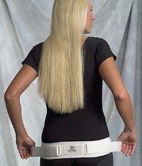 prenatal cradle hip brace back