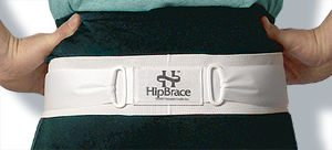 prenatal cradle hip brace use