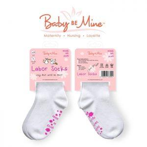 babybemine non slip labor socks