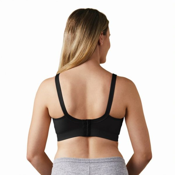 Bravado Body Silk Seamless Nursing Bra Back