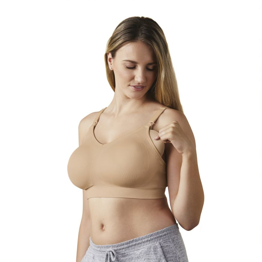 Bravado Body Silk Seamless Nursing Bra Foam Inserts