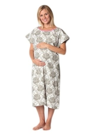 Clara Gownie Hospital Gown