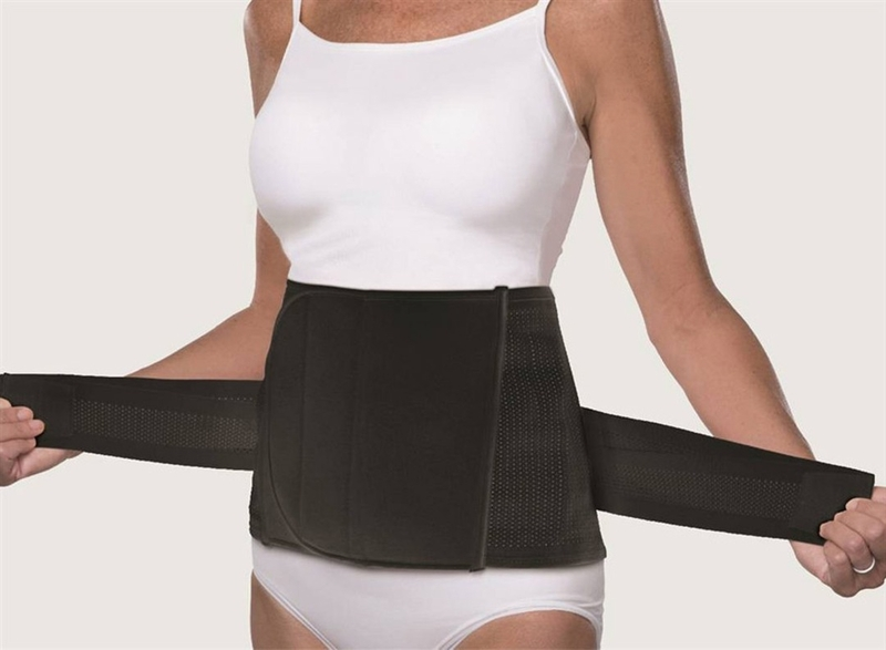 shrinkx belly band black