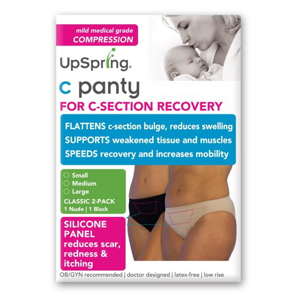 C-Panty classic waist 2 pack