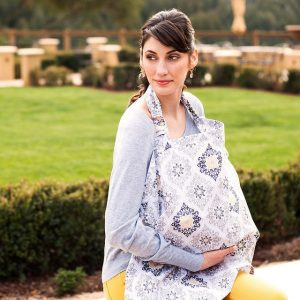 Bebe au lait nursing cover astoria