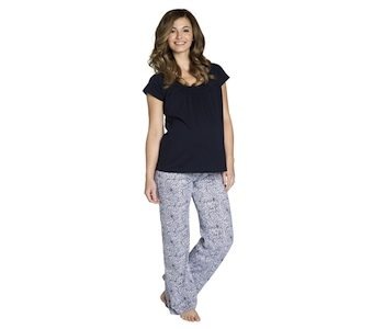 Harper maternity and nursing pyjamas
