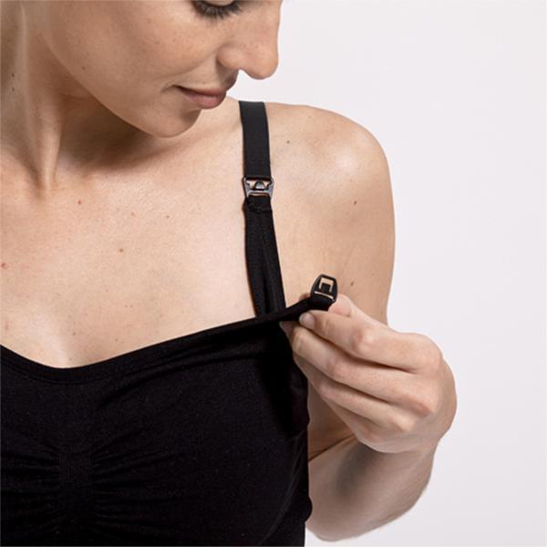 Nursing SuperBra clasps