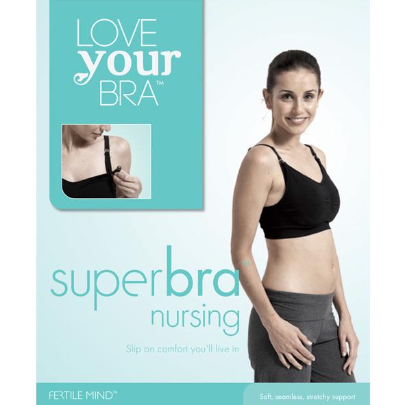 SuperBra Nursing by Fertile Mind