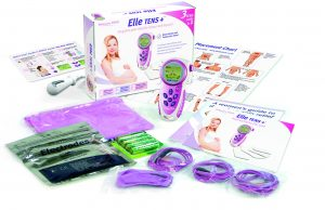 Elle TENS plus contents