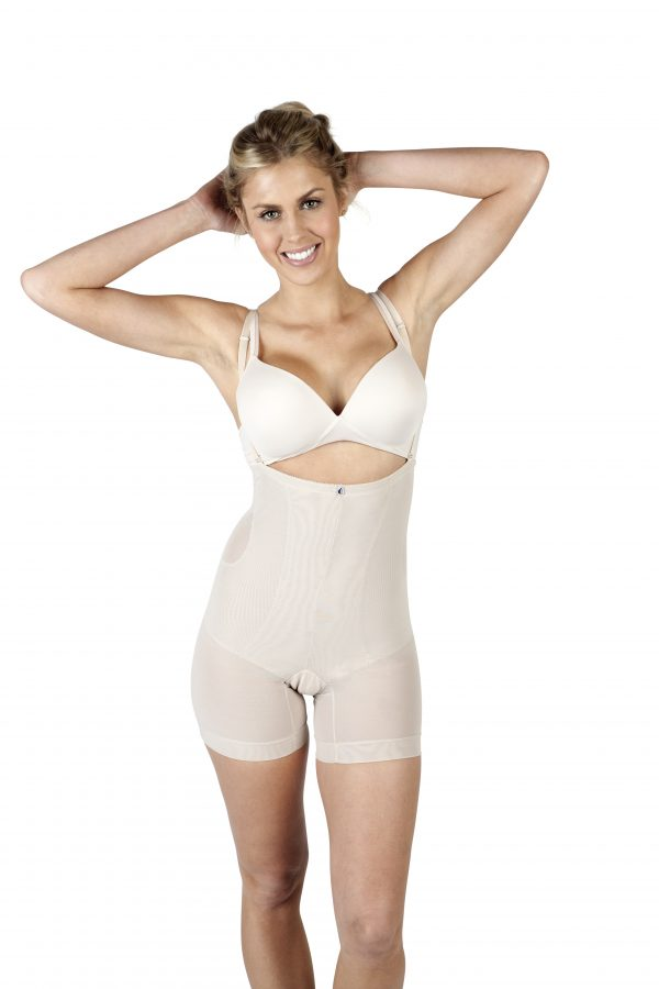 Angelica recovery garment front