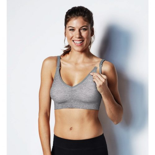 Bravado Body Silk Seamless Dove Grey Yoga