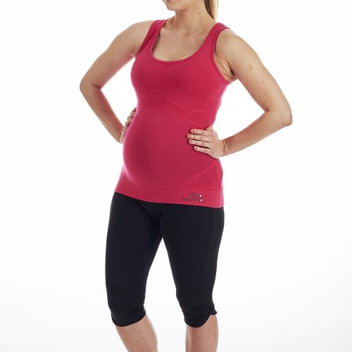 FittaMamma high support pregnancy workout top