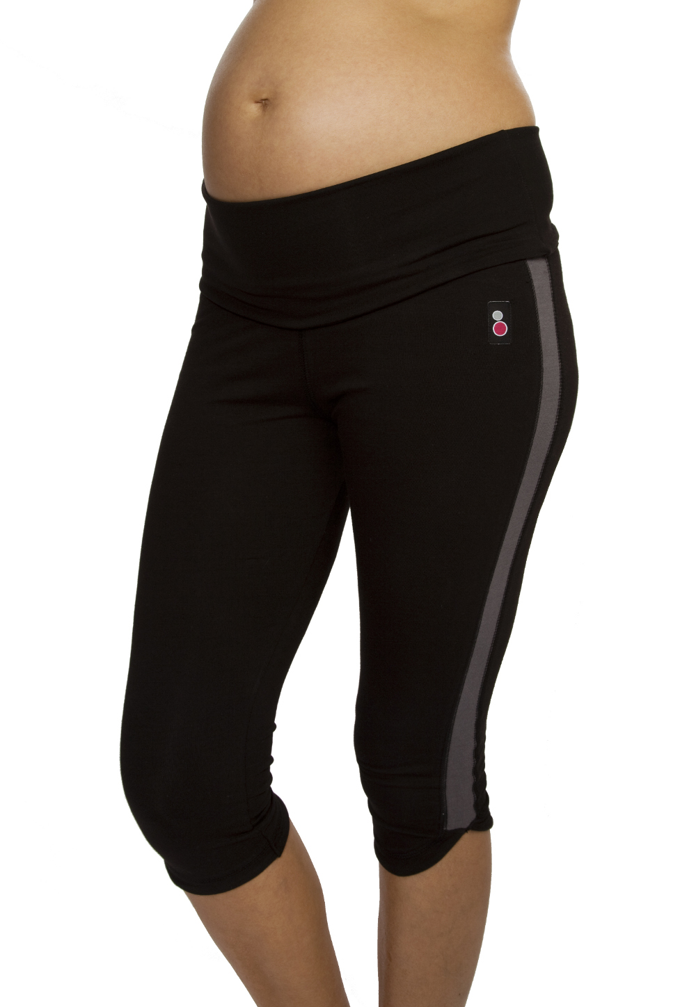 Fittamamma exercise capris band fold