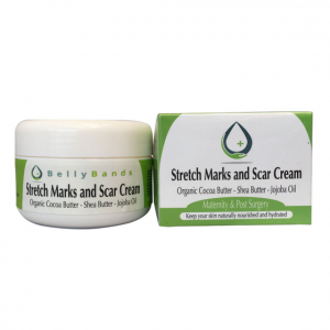 BellyBands Stretch Mark and Scar Cream