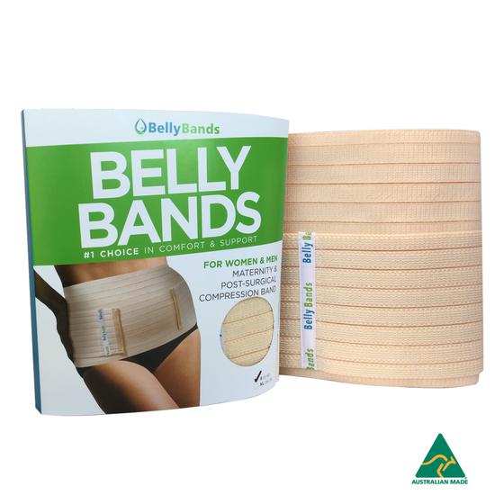 BellyBands Maternity and C-section belly band