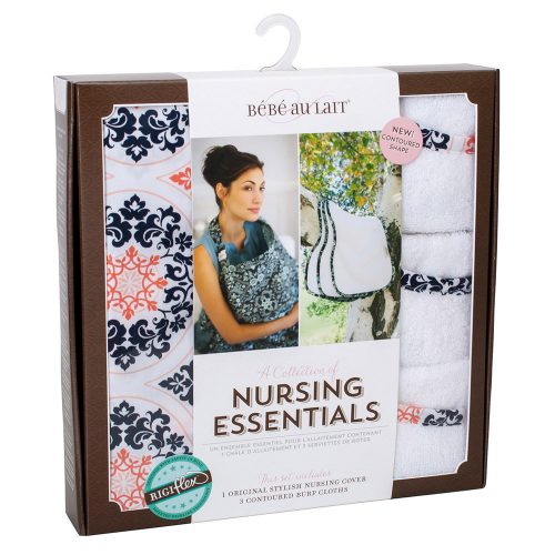 Bebe au lait nursing essentials collection