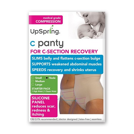C-panty starter pack (High + Classic Waist)