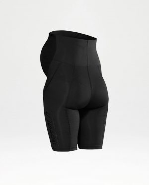 2XU Active Maternity Shorts back