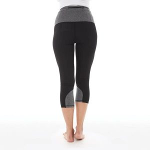 Enji Activewear 3/4 leggings back