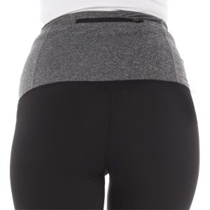 Enji Activewear Zip pocket