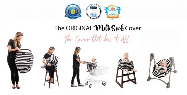 Milk Snob cover uses