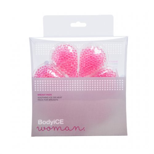 BodyICE Woman Breast Pads Packaging