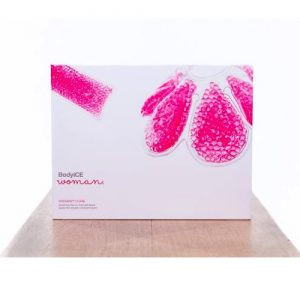 BodyICE woman maternity care gift box