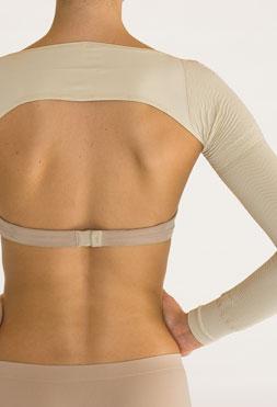 Solidea Silverwave Slimming Arm Sleeves Back
