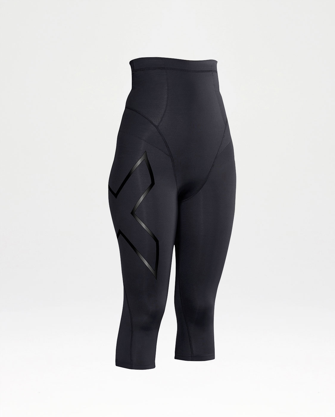 2xu Postnatal 3/4 tights black:black