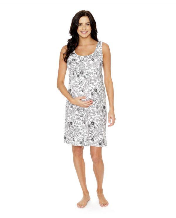 Ella Maternity Nightgown