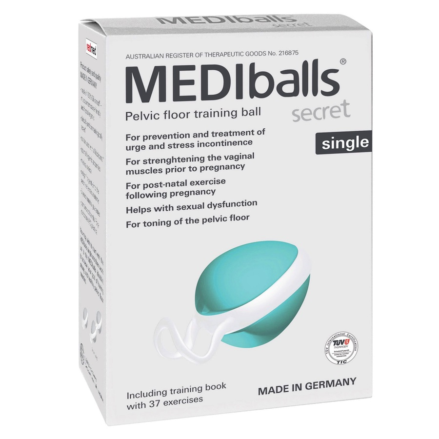 MEDIballs Secret Single Pelvic Floor Training Tool