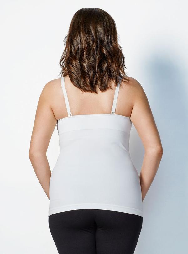 Bravado Body Silk Nursing Cami Back