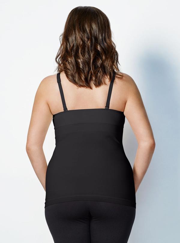 Bravado Body Silk Nursing Cami Black Back