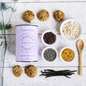 Choc Chip Lactation Cookies by Franjos Kitchen