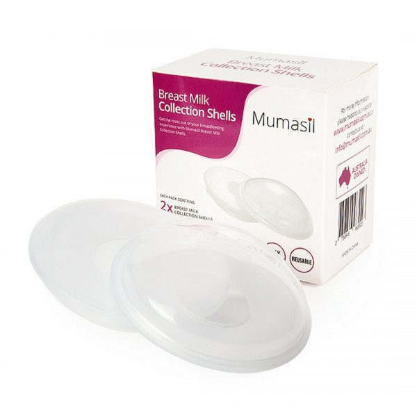 Mumasil Breast Milk Collection Shells