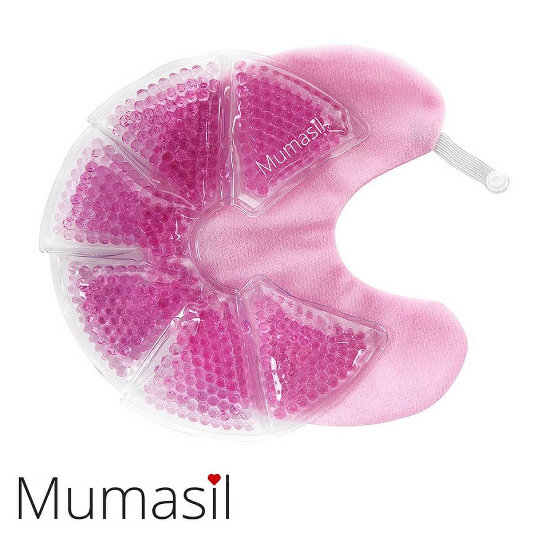 Mumasil Gel Bead Breast Packs