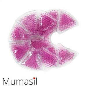 Mumasil Reusable Warm and Cool Breast Packs