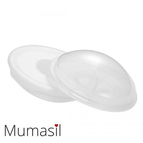 Mumasil milk collection shells