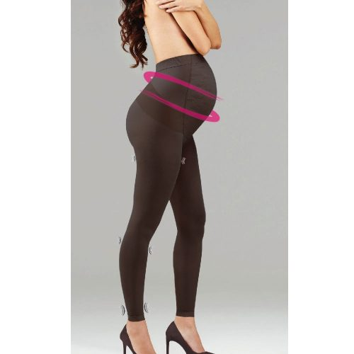 Solidea Maternity Compression Leggings