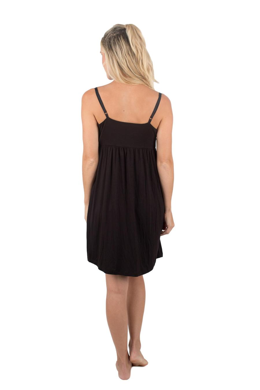Maternity Nursing Chemise Back
