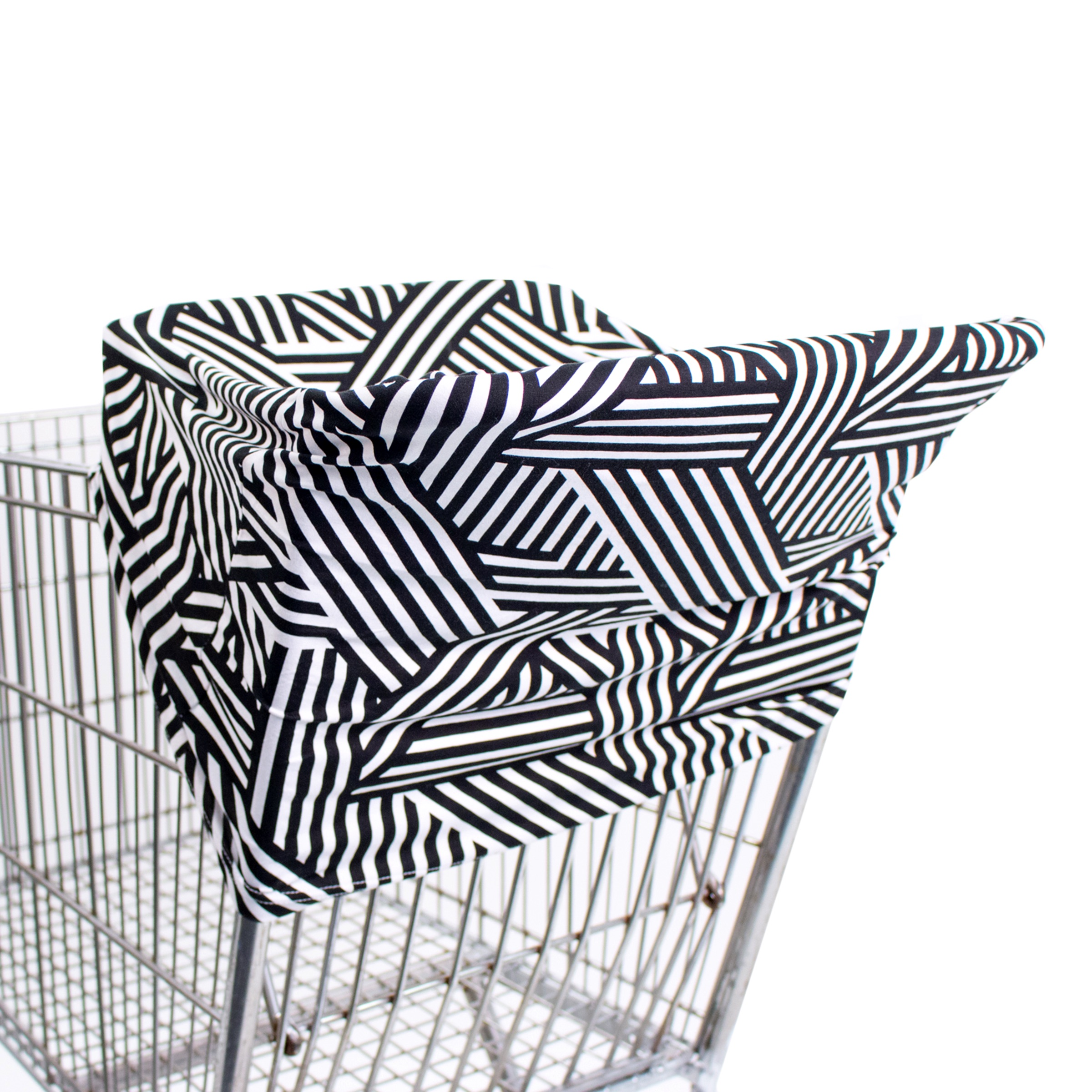 Bebe au lait 5 in 1 cover Knightsbridge shopping trolley cover