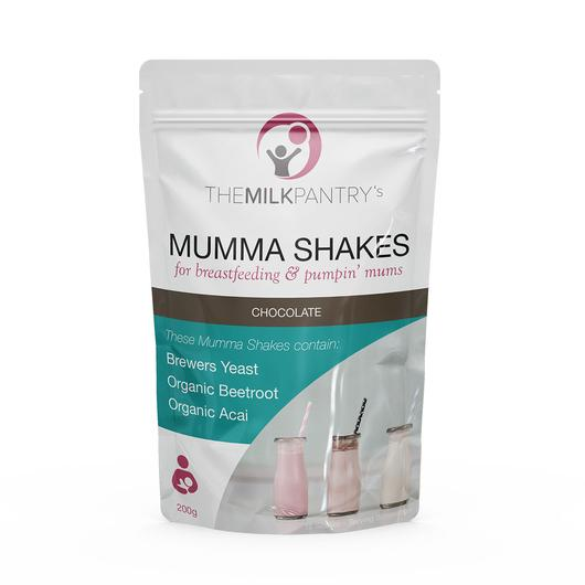 Milk Pantry Mumma Shakes Chocolate
