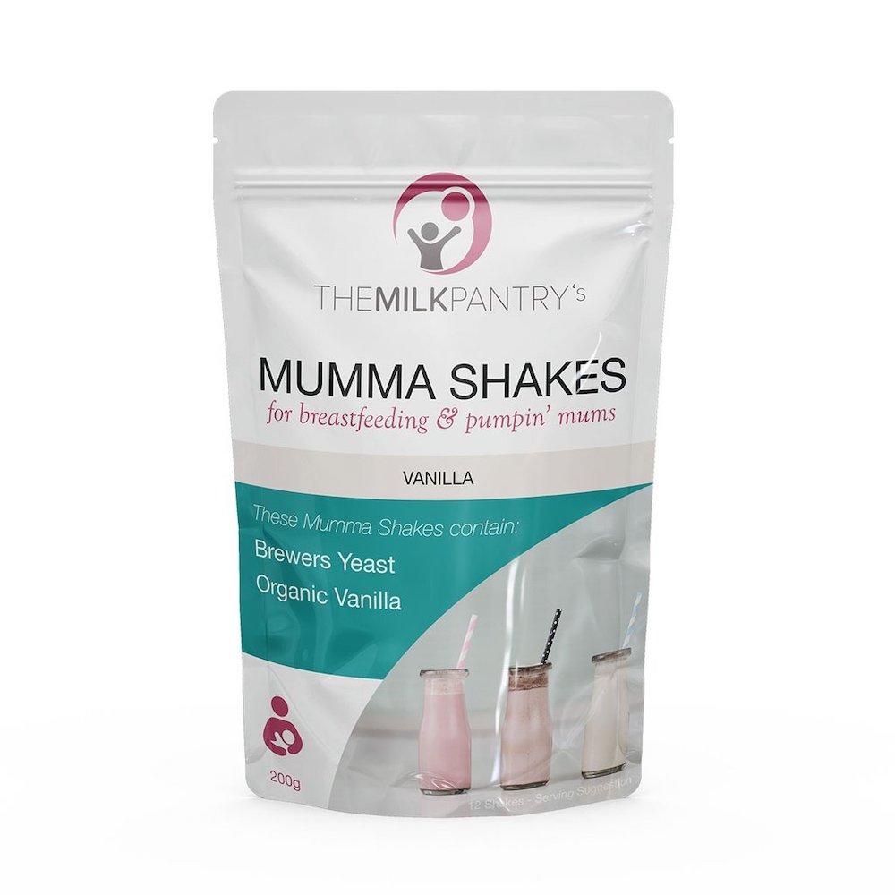 Milk Pantry Mumma Shakes Vanilla