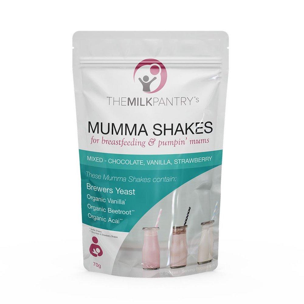 Mumma Shakes Mix by Milk Pantry